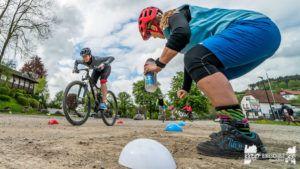 Ladies Only: Frauen lernen von Frauen das Fahren auf dem Mountainbike