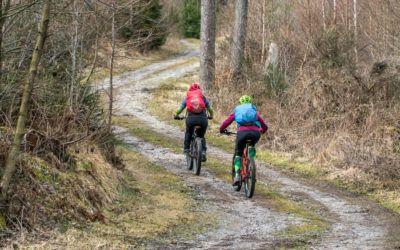 Neue Einsteiger-Mountainbike-Tour im Angebot