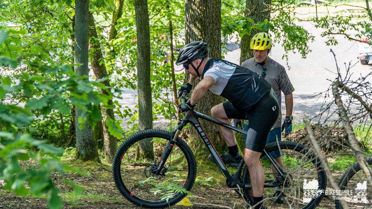 Mountainbike Kurs: Fahrtechnik für Einsteiger PLUS
