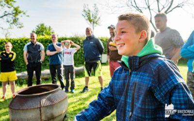 Kleines MTB-Abenteuer für Vater und Sohn: Mountainbike-CAMP der Bikeschule Sauerland