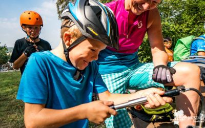 Fotos MTB-FerienCamp für Kids 2018