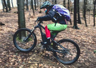 eMTB: Lerne die Mountainbike-Fahrtechnik für dein E-Bike und genieße den Uphillflow