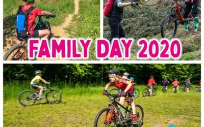 Family Day: Mountainbike-Kurs für die ganze Familie