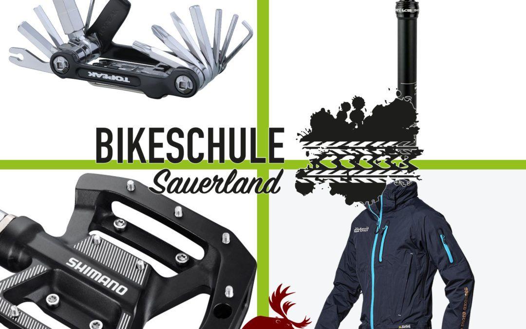 Weihnachtsgeschenke für Mountainbiker